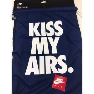 Nike Heritage Drawstring Gymsack Bag